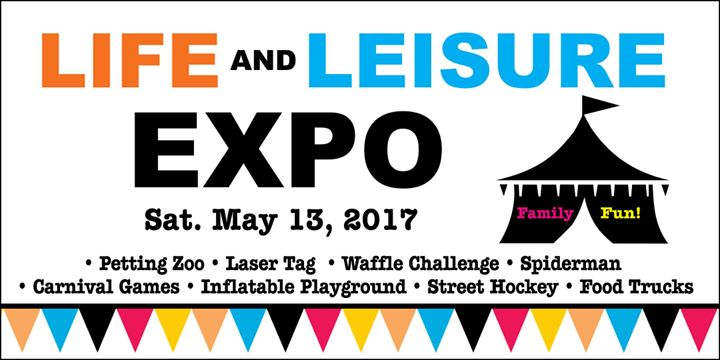 Life and Leisure Expo - Spruce Grove