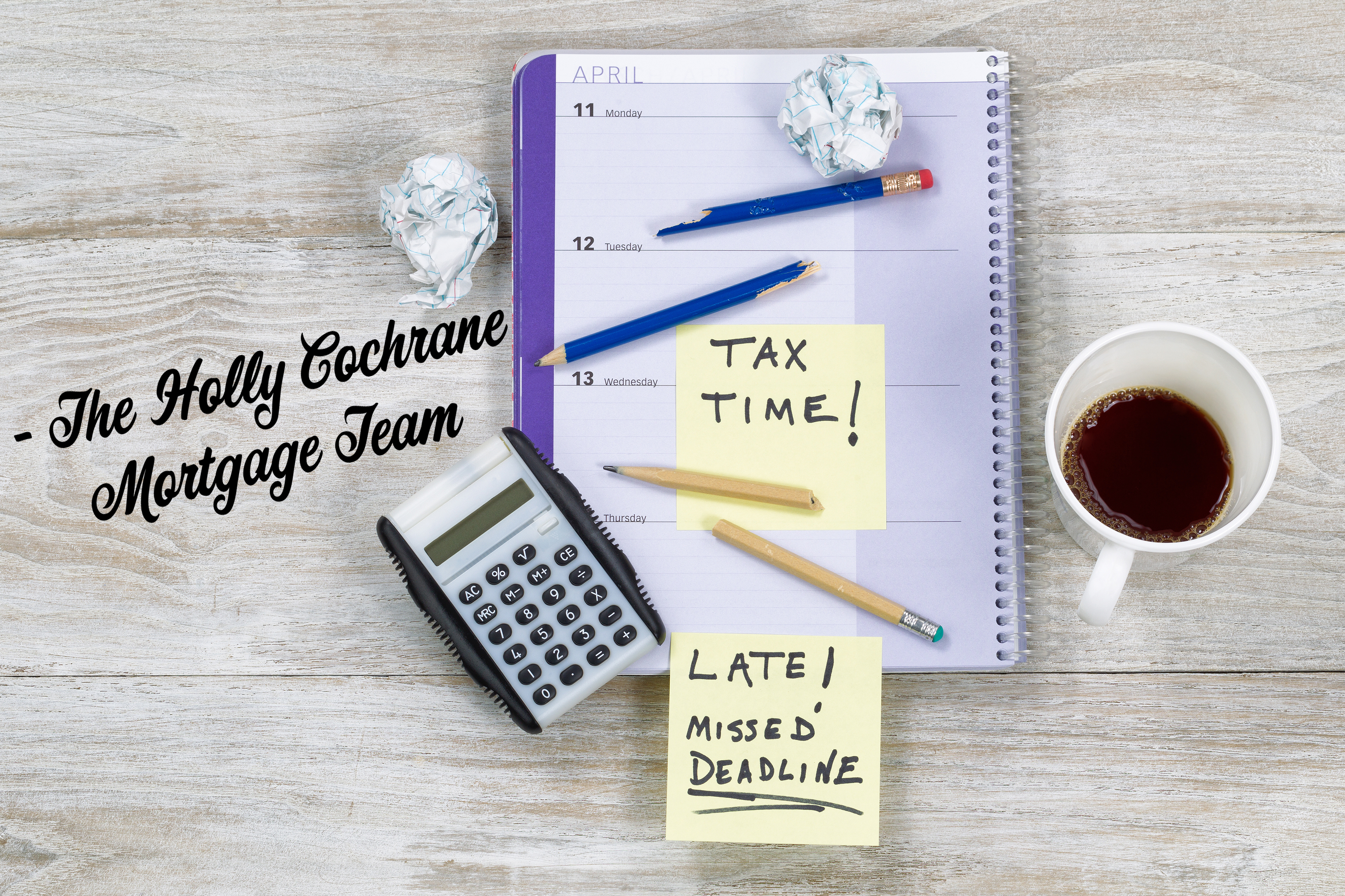 Overdue Taxes & What to Do About Them