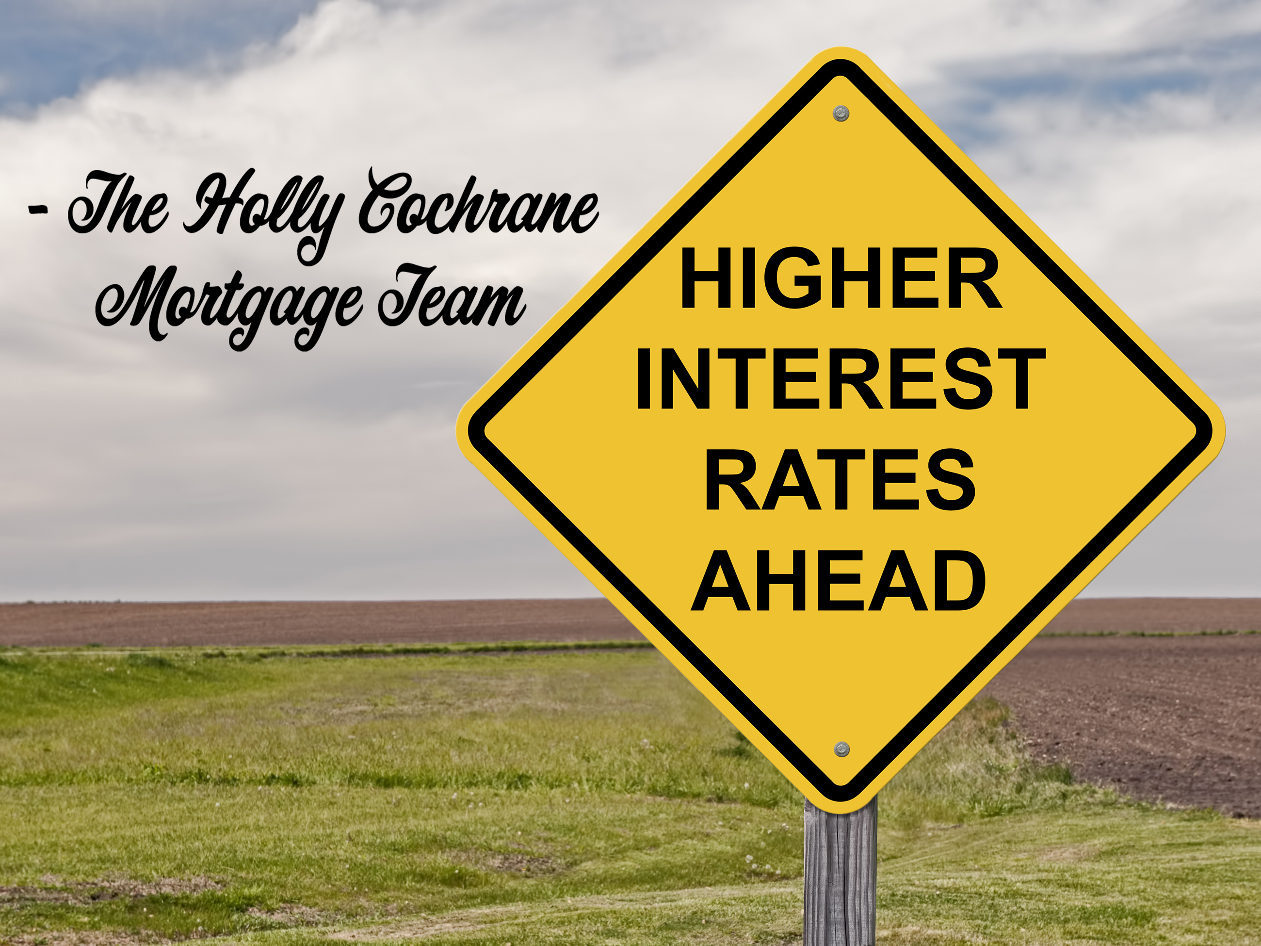 Risk of Rising Rates - Call Us Now!